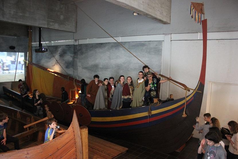 Montessori visite musée