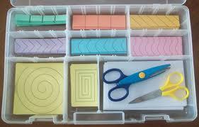 Montessori découper